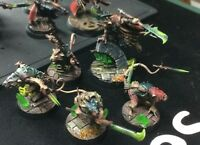 Warhammer Underworld Shadespire Skaven SpiteClaw Painted