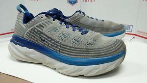 Hoka One One Bondi 6 Athetic Running Walking Shoes Mens Sz 10