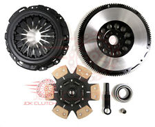 JDK Stage 3 for Racing Clutch Kit Flywheel fits 03-06 G35 fits 350z VQ35DE **