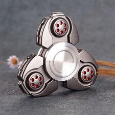 Savfy Hand Fidget Spinner EDC Titanium Alloy Finger Gyroscope Desk Toy US