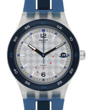 "SWATCH  SPECIAL LIMITED EDITION TO 1983 PIECES  "" THAMES - HACKETT """