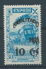 Espagne guerre civile espagnole 1938/1940 Beneficencia. MNHOG. Edifil # 23/49.