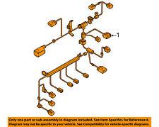 VW VOLKSWAGEN OEM-Engine Control Module ECM PCU PCM Wiring Harness 06G971627