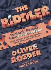 The Riddler by Oliver Roeder (editor), Nate Silver (writer of foreword)