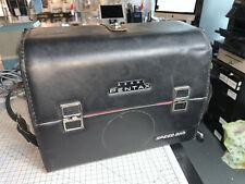 Asahi Pentax Speedbag, a classic 1960s vintage hard photographic case, needs TLC