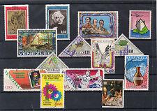 Venezuela Valores del año 1973-74 (CD-932)