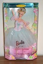 1999 Collector Edition Ballet series barbie comme Massepain dans le casse-noisette