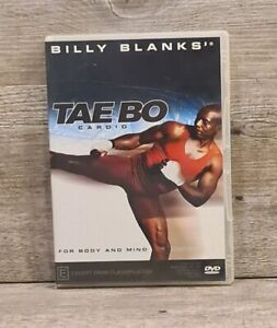 Billy Blanks' Tae Bo Cardio, For Body and Mind, DVD
