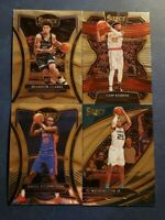 2019-20 Select Basketball Rookies RC Concourse Premier Level Courtside You Pick