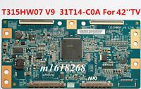 T-Con Board T315HW07 V9 CTRL BD 31T14-C0A  T315HW07 V9 31T14-C0A  LG 42LV5500-UA