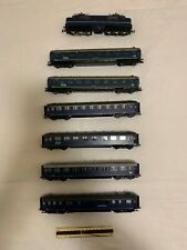 NS BR 1200 Series locomotive and six Plan-D coaches