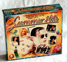 3 CD-Set Summer Hits-Steve Miller Band, The Darts tra l'altro