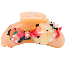Women Hair Claw Clamps Clips Butterfly Claw Clamp Banana CLIP Ponytail