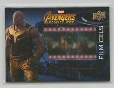 2018 Upper Deck Marvel Avengers Infinity War Film Cell Trading Card #FC20