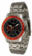 Fila Watches Quartz Cortina FA0783-24 Men's Chronograph Stainless Steel Band