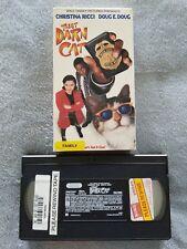 That Darn Cat (1997) - VHS Tape - Action / Comedy - Christina Ricci-Doug E. Doug