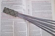 NEW Bookmark ribbons, multi page for Bible, hardcover books PEWTER handmade
