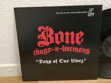 "BONE THUGS-N-HARMONY - Days Of Our Livez (12"") *1996*"