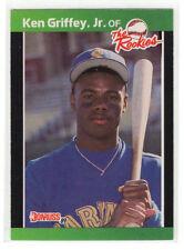 ecc5ece201 Donruss Major Leagues Ken Griffey Jr Single Baseball Cards | eBay