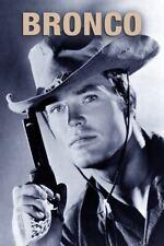 16mm BRONCO-1962. One Evening in Abilene (Lee Van Cleef)-b/w 1 hour TV show.