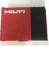 HILTI 50x KB-TZ 3/8 x 3. #387509. New Hilti