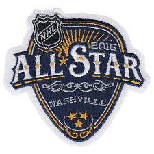 2016 NHL ALL STAR GAME PATCH NASHVILLE