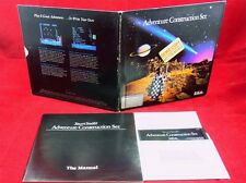 C64: Adventure Construction Set - Demo Copy  - Electronic Arts 1984
