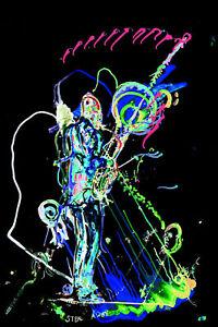 """Jazz Artist JEFF SCHLANGER-""""Steal Away""""-Bob Stewart"""