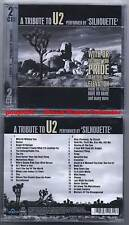 "U2 ""A Tribute To By Silhouette"" (2 CD) 2009 NEUF"