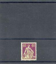SWITZERLAND Sc 138 (MI 208y)*VF LH $165
