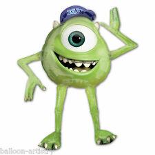 "54 ""Gigante Mike Disney Monsters Inc University Foil Airwalker Supershape Globo"