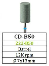 Diamond Green Stone Besqual CD-B50 Cylinder for Zirconia and Porcelain