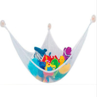 Kids Toy Hammock Mesh Baby Childs Bedroom Tidy Storage Nursery Net Bag