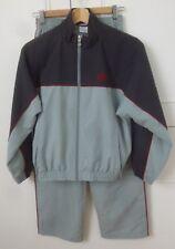 ADIDAS / Survêtement ensemble veste et pantalon gris enfant 12 ans, parfait état