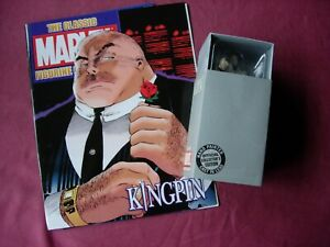 Kingpin Special Classic Marvel Figurine Collection Fig/Mag/Poster Eaglemoss VFN