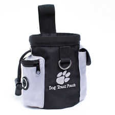 Dog Training Bag Dog Treat Pouch Waist Bag for Carry Pet Toys Snacks Poop Bags