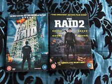 THE RAID 1+2 IKO UWAIS MARTIAL ARTS ACTION THRILLER OOP THAI ONG BAK STYLE