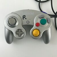 Official OEM Nintendo Gamecube Controller Silver Platinum / Wired / DOL-003