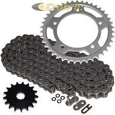 O-Ring Drive Chain & Sprocket Kit Fits SUZUKI DL1000A V-Strom ABS 2014 2015 2016