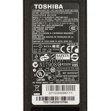 Caricabatterie ORIGINALE alimentatore TOSHIBA SATELLITE L510 L522 - PA3714E-1AC3