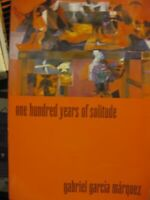 One Hundred Years of Solitude, Marquez, Gabriel Garcia, Used Excellent Book