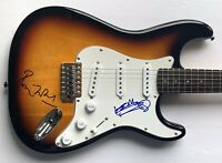 Rolling Stones signed Guitar keith richards ronnie wood fender psa dna coa