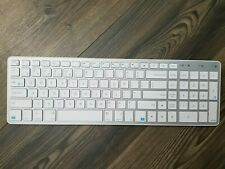 Satechi Bluetooth Wireless Smart Keyboard #St-BWSKMS White     - Free Shipping -