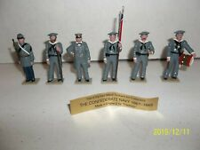Tradition Hand Painted Confederate Navy 1961-1965  T77