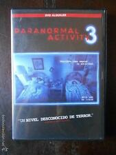 DVD PARANORMAL ACTIVITY 3 - EDICION DE ALQUILER -