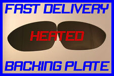 BMW E93 M3 CONVERTIBLE 2007+ DOOR WING MIRROR GLASS BLIND SPOT HEATED BACK PLATE
