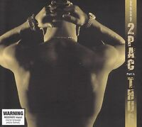 2PAC - THE BEST OF 2 PAC Part 1 THUG CD ~ GANGSTA RAP ONE ~ TUPAC SHAKUR *NEW*