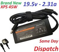 Dell Inspiron 13 5379 Adapter Charger Power Supply 45W Replacement 19.5v 2.31a