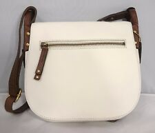 NEW Fossil Vintage Legacy Crossbody Coconut SHB1640146 Leather Purse Bag NWT