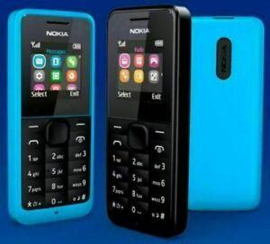 NOKIA 105 - Unlocked Mobile Phone - UK Warranty- first dispatched-warranty